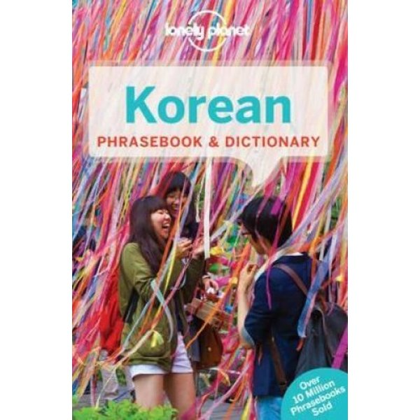 Lonely Planet Lonely Planet Korean Phrasebook