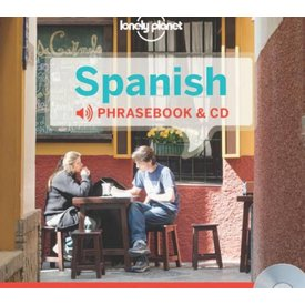 Lonely Planet Lonely Planet Spanish Phrasebook and Audio CD