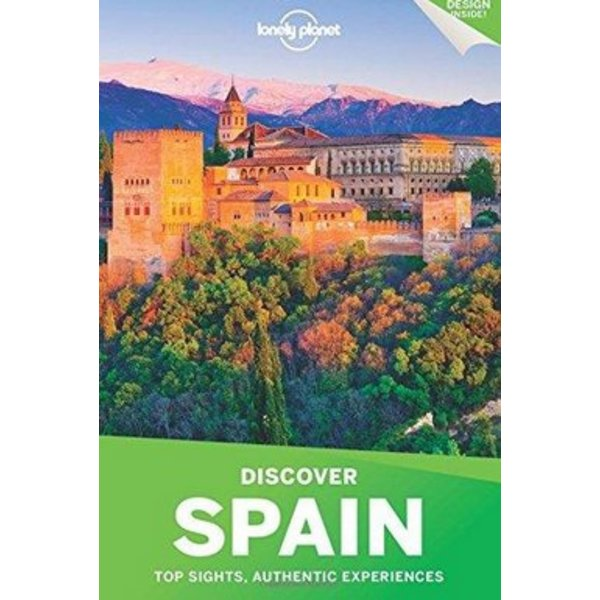 Lonely Planet Lonely Planet Discover Spain 5th Ed.
