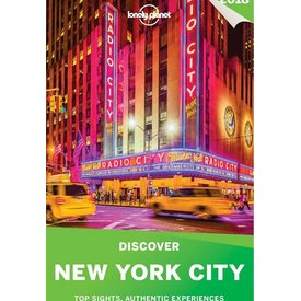 Lonely Planet Lonely Planet Discover New York City