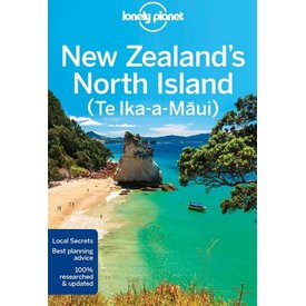 Lonely Planet Lonely Planet New Zealand's North Island