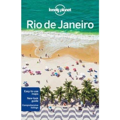 Lonely Planet Rio de Janeiro City Guide