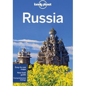 Lonely Planet Lonely Planet Russia 7th Ed.