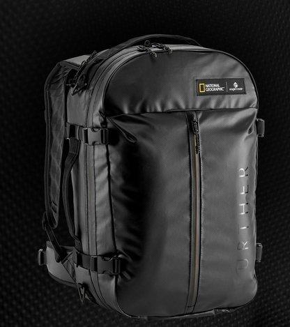Eagle Creek National Geographic Utility Backpack 40L Black ef4e0499037a6