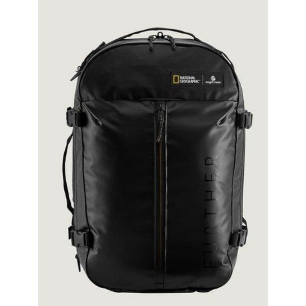 Eagle Creek Eagle Creek National Geographic Utility Backpack 40L Black fecada0ef86ad