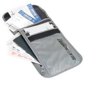 Sea to Summit Sea to Summit Ultra Sil RFID Neck Wallet