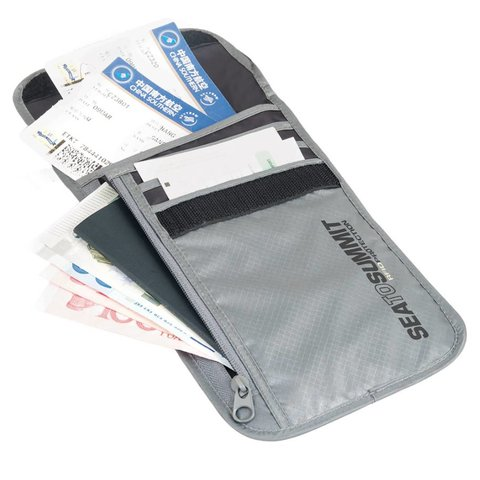 Sea to Summit Ultra Sil RFID Neck Wallet