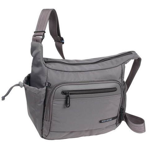 Beside-U Lindsey RFID Travel Crossbody Bag