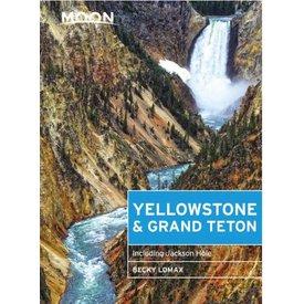 Moon Moon Yellowstone & Grand Teton - 8th Ed