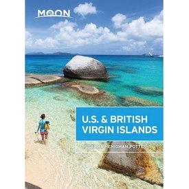 Moon Moon U.S & British Virgin Islands - 6th Ed