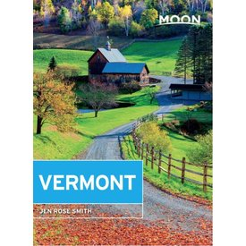 Moon Moon Vermont - 4th Ed