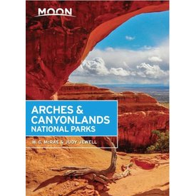 Moon Moon Arches & Canyonlands - 2nd Ed