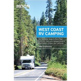 Moon Moon West Coast RV Camping - 5th Ed