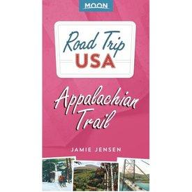 Moon Moon Road Trip Appalachian Trail - 2nd Ed