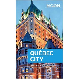 Moon Moon Quebec City - 1st Ed