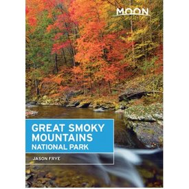 Moon Moon Great Smoky Mountains National Park- 1st Ed
