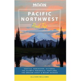 Moon Moon Pacific Northwest Road Trip - 2nd Ed