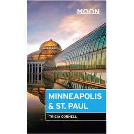 Moon Moon Minneapolis & St. Paul - 3rd Ed
