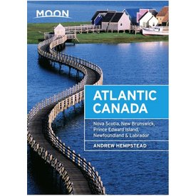 Moon Moon Atlantic Canada - 8th Ed