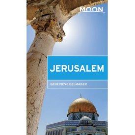 Moon Moon Jerusalem - 1st Ed