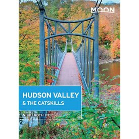 Moon Moon Hudson Valley & The Catskills - 4th Ed