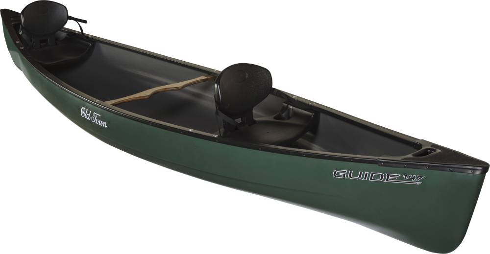 Old Town Canoe Guide 147 -2019