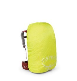 Osprey Packs Hi-Vis Raincover  Electric Lime XS 10-20L