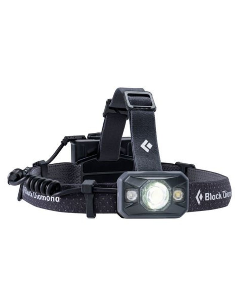 Black Diamond Icon Headlamp Black 500 Lumens Closeout