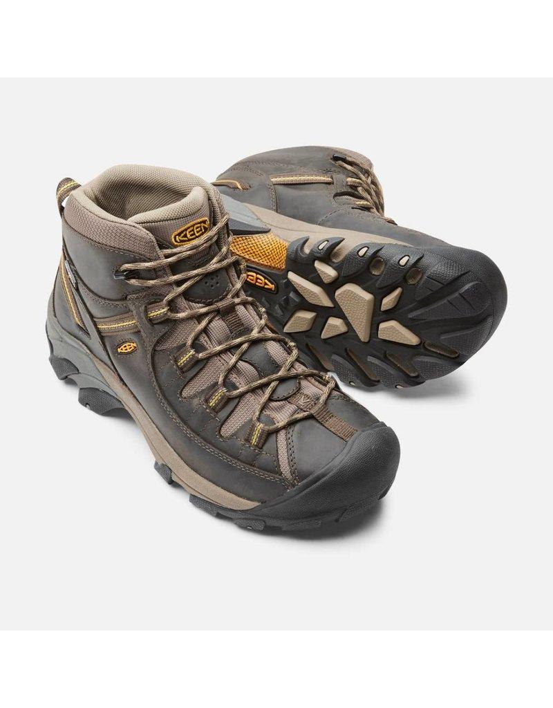 KEEN Men's Targhee II Mid Waterproof Boot