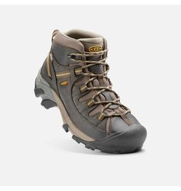 KEEN Men's Targhee II Mid Waterproof Boot - Wide