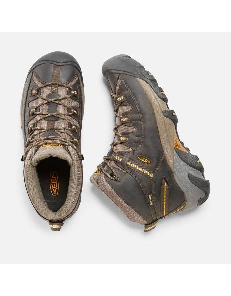 KEEN Men's Targhee II Mid Waterproof Boot - Wide