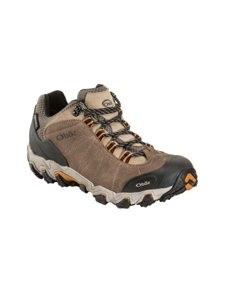 Oboz Men's Bridger Low BDry Waterproof Shoe