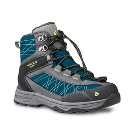 Vasque Girl's Coldspark Ultradry Mid Insulated Hiking Boot