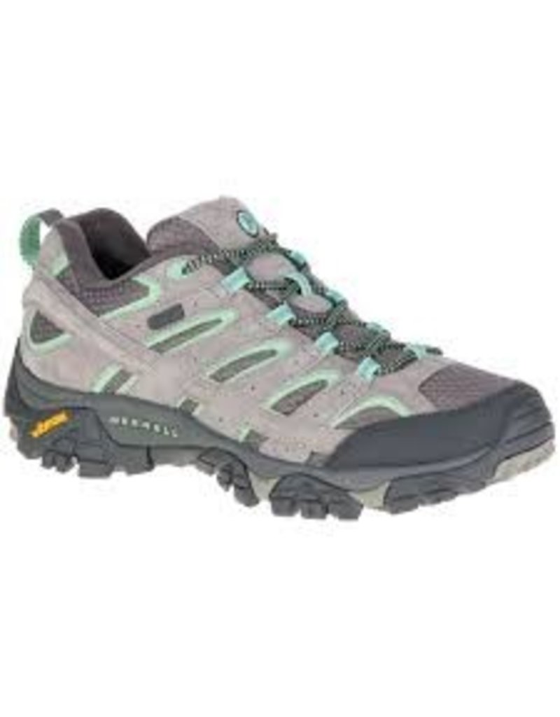 Merrell Women's Moab 2 Waterproof Shoe - Wide