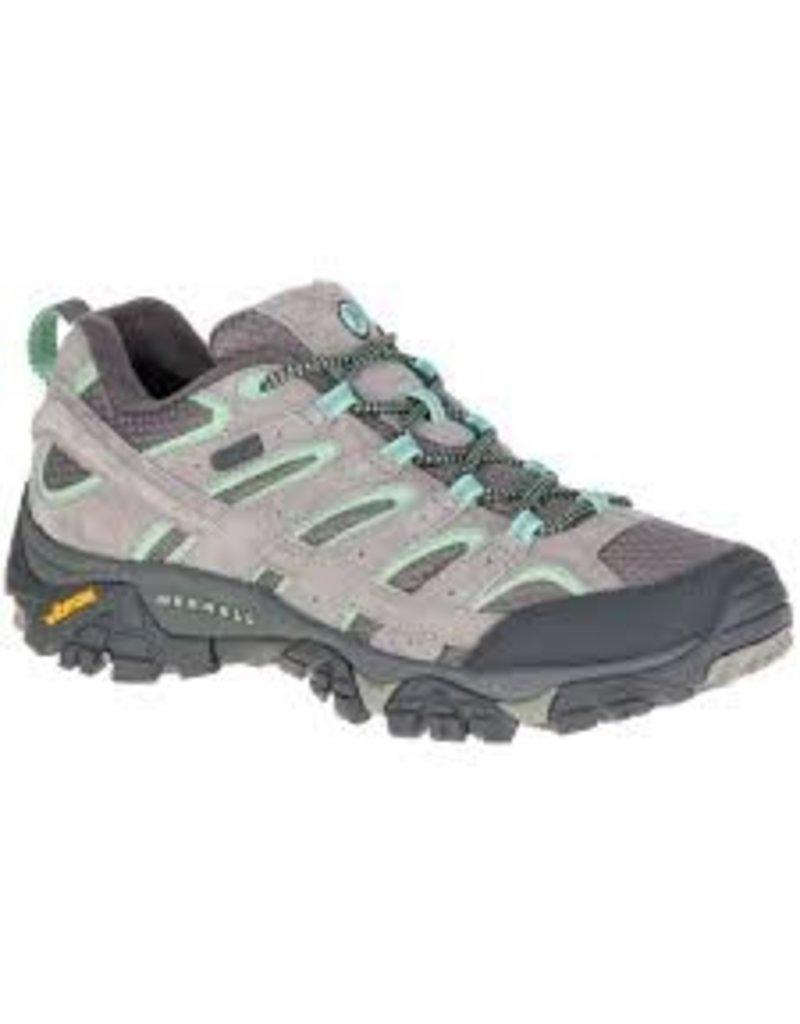 Merrell Women's Moab 2 Waterproof Shoe - Wide