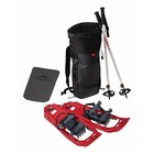 MSR Evo Snowshoe and Poles Kit
