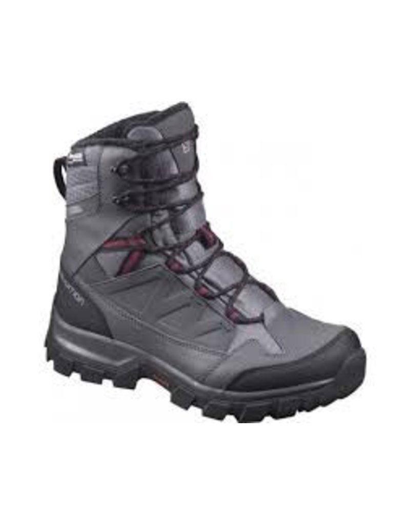 Salomon Women's Chalten TS CSWP Waterproof Insulated Boot