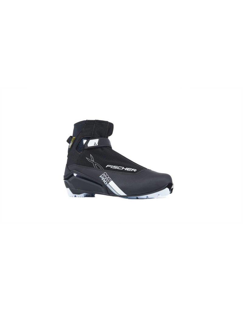 Fischer XC Comfort Pro Black/Silver Closeout