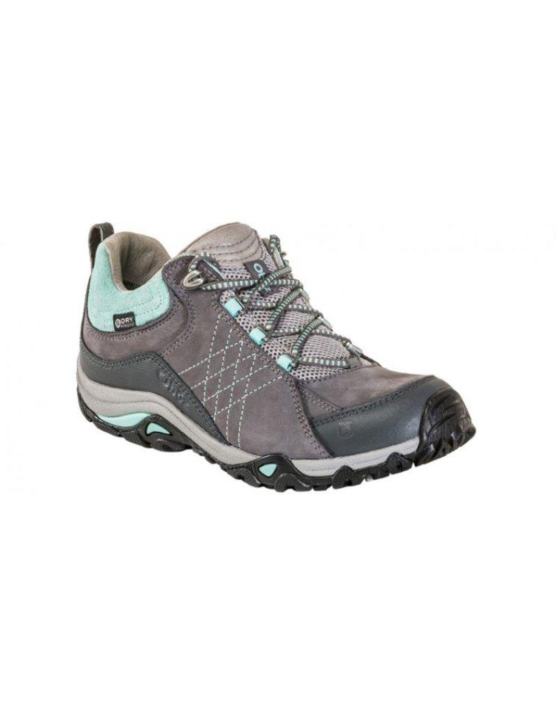 Oboz Womens Sapphire Low BDry Waterproof Shoe