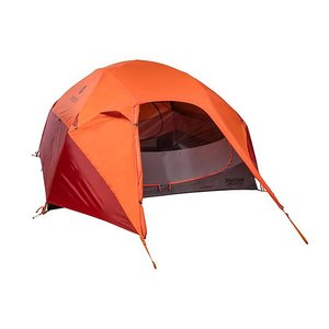 Marmot Limelight 4 Person Tent Cinder/Rusted Orange