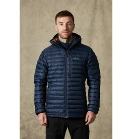 Rab Men's Microlight Alpine Long Jacket  Closeout