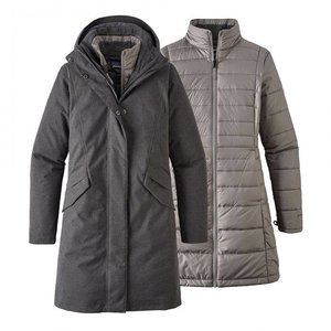 Patagonia Women's Vosque 3-in-1 Parka