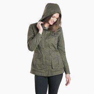 Kuhl Ws Fleece Lined Luna Jacket