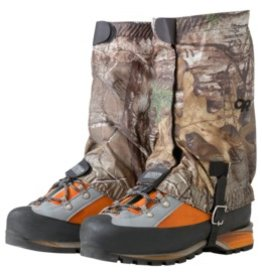 Outdoor Research Bugout Gaiters RealTree Closeout
