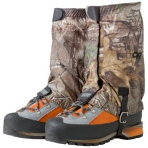 Outdoor Research Bugout Gaiters RealTree