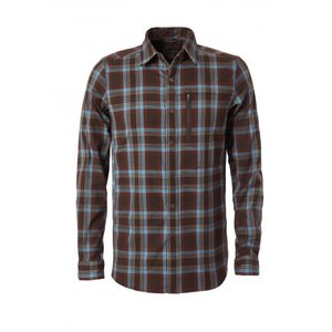 Royal Robbins Ms Thermotech Ren Plaid LS Closeout