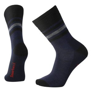 SmartWool Men's Striped Hike Medium Cushion Crew Socks Closeout