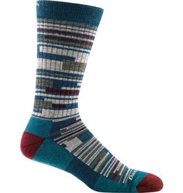 Darn Tough Socks Men's Urban Block Crew Light Cushion Sock - 1697