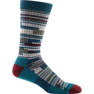 Darn Tough Socks Ms Urban Block Crew Light - 1697