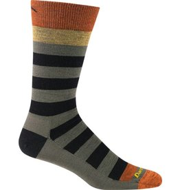 Darn Tough Socks Men's Warlock Crew Light Cushion Sock - 1618
